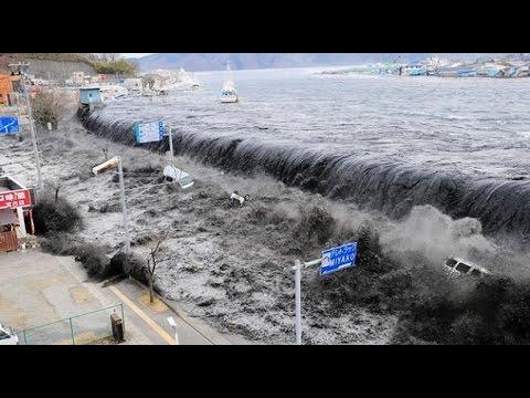 Terremoto en Japón con magnitud de 8.5 grados