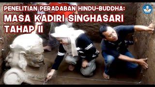 Penelitian Arkeologi di Situs Adan-adan, Kediri, Jawa Timur tahun 2017