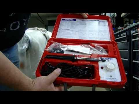 strong glue repair - This video describes different types of plastics and how to weld broken parts. Welding plastic is a much more robust repair than using adhesives and is perma...