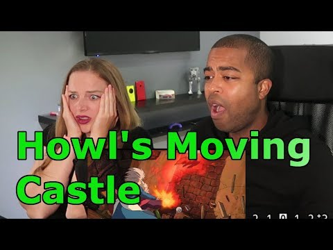 Howl's Moving Castle (REACTION 🔥) Movie Review