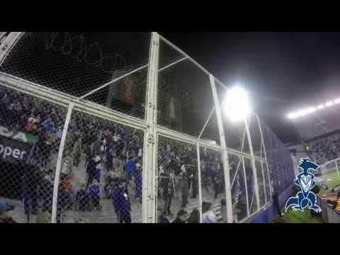 HINCHADA 4K | Velez 0 Vs Argentinos 1 | Torneo 2015 | Fecha 12 - La Pandilla de Liniers - Vélez Sarsfield