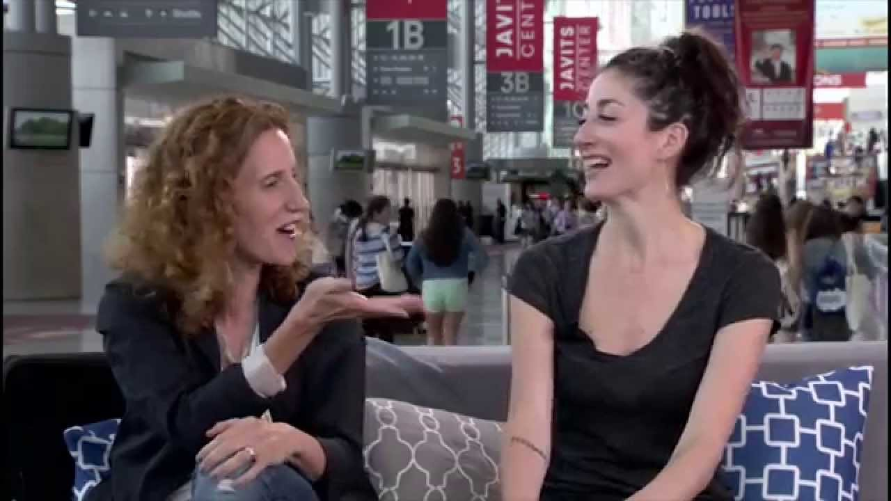Interview with Gayle Forman and Lauren Oliver at BookCon 2015