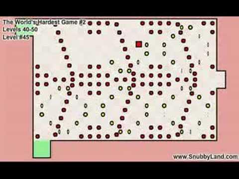 世界上最難過關的遊戲!1000個人不到一個可以過關…
