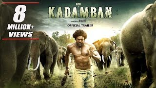 Video Kadamban (Hindi) Official Trailer | Arya, Catherine Tresa | Riwaz Duggal | Yuvan Shankar Raja MP3, 3GP, MP4, WEBM, AVI, FLV Oktober 2017