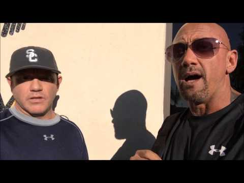 Chris Bell Interview at GOLDS VENICE! ( Prescription Thugs)