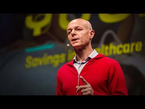Marco Annunziata: Welcome to the age of the industrial internet
