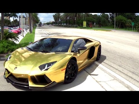 The World's Best Supercars Lamborghini Aventador VS Murcielago VS Gallardo Compilation