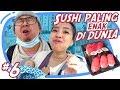 Sushi Paling Enak Sedunia Ternyata Disini  Japan Vlog 6