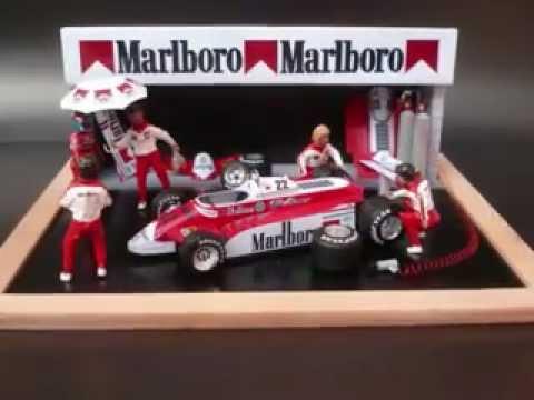 Diorama F1 .avi