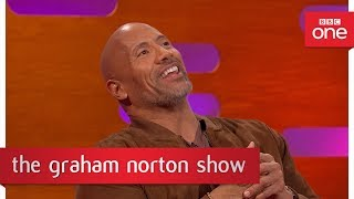 Nonton Dwayne Johnson Raps His Character S Song From Moana   The Graham Norton Show    Bbc Film Subtitle Indonesia Streaming Movie Download