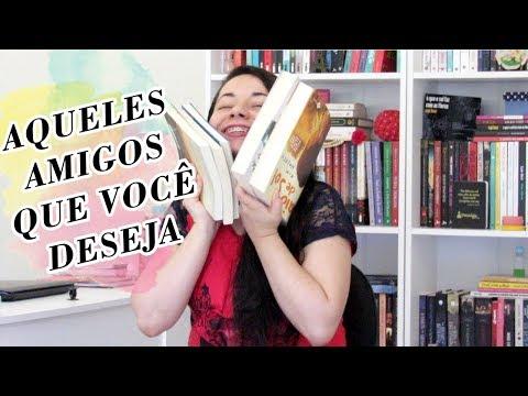 LIVROS COM MELHORES AMIGOS (parte 1)