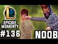 NOWY GRACZ w League of Legends (Epickie Momenty #136)