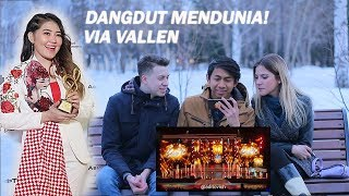 Video ORANG RUSIA SALUT DENGAN VIA VALLEN - REAKSI VIDEO NYANYI DANGDUT DI MOSKOW MP3, 3GP, MP4, WEBM, AVI, FLV April 2019