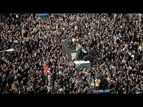 Ιράν: Το ύστατο χαίρε στον Ακμπάρ Χασεμί Ραφσαντζανί