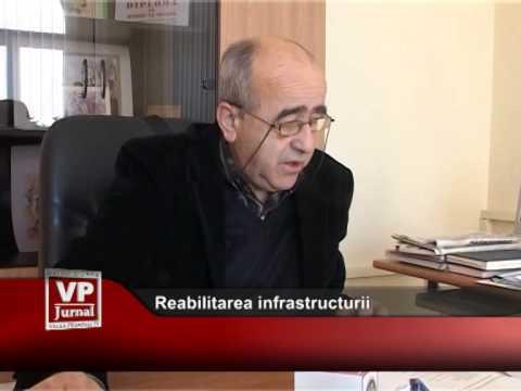 Reabilitarea infrastructurii