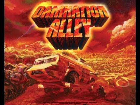 Landmaster - Damnation Alley is a 1977 post-apocalyptic film, directed by Jack Smight, loosely based on the novel of the same name by Roger Zelazny. The original music sc...