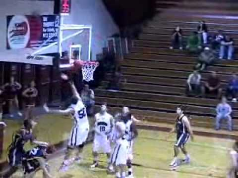 Guilford Men's Basketball vs. Emory 11/20/10 Highlights