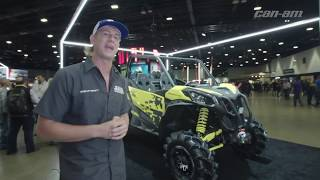 8. 2019 Can-Am Maverick Sport Max, Sport XMR, Sport XRC, and Defender XMR Max First Look