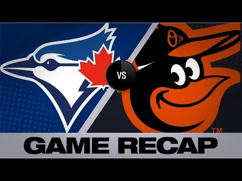 Video: Grichuk's 9th-inning grand slam lifts Jays | Blue Jays-Orioles Game Highlights 9/18/19