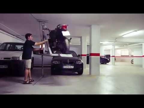 Vídeos de 'Motolift: ¡Aparca tu moto y tu coche en una sola plaza de parking!'