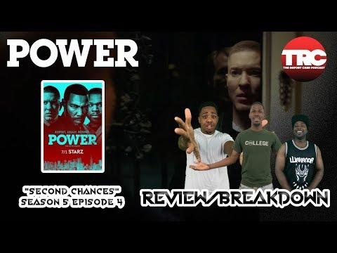 "Power Season 5 Episode 4 - ""Second Chances"" Review/Breakdown"