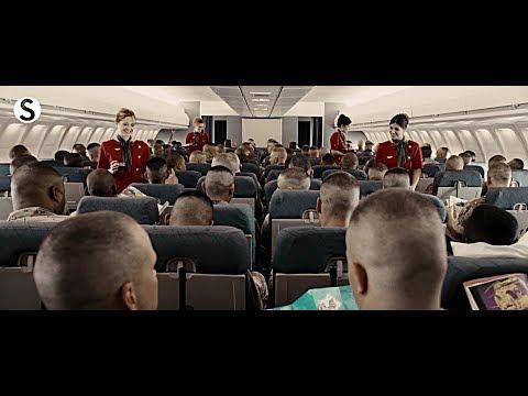Jarhead Airplane Scene