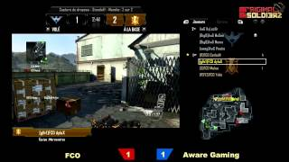 [Ep#13] ORIGINAL SOLDIERZ - AwareGaming vs FCO - Map 3