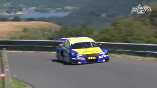 TracKing maximum attack Monte Dore Hillclimb 2016 - Fabien Bourgeon