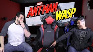 Video Ant-man and The Wasp - Angry Movie Review MP3, 3GP, MP4, WEBM, AVI, FLV Desember 2018