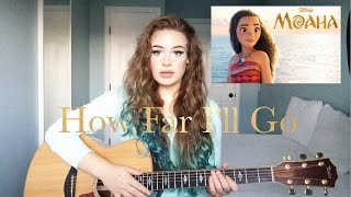 Video Disney's Moana - How Far I'll Go - Feat. Alessia Cara - (Alani Claire cover) download in MP3, 3GP, MP4, WEBM, AVI, FLV Mei 2017