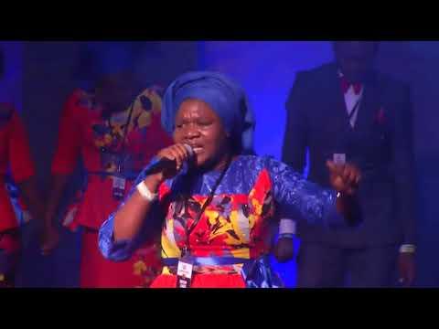 BUKOLA BEKES  LIVE Ministration IN 73 Hours Of Marathon Messiah's Praise
