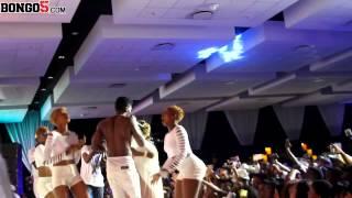 """Video Diamond na Khadija Kopa wakiimba wimbo wa """"Nasema Nawe"""" katika Zari White Party MP3, 3GP, MP4, WEBM, AVI, FLV Agustus 2019"""