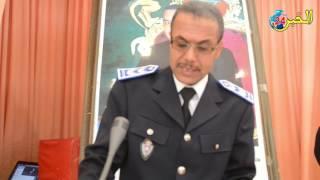 حصيلة مفوضية الشرطة بالعيون الشرقية من 16 ماي 2016 إلى غاية 15 ماي من السنة الجارية
