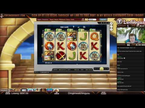 450x bonus win on Knights Life slot
