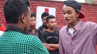Symfamous Vs Karmaputra - Raw Barz (RAP BATTLE)