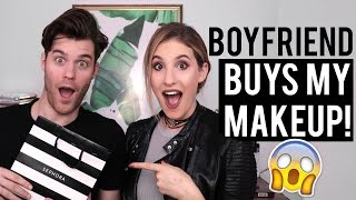 Video MY BOYFRIEND BUYS MY MAKEUP! OMG! | Jamie Paige MP3, 3GP, MP4, WEBM, AVI, FLV April 2018