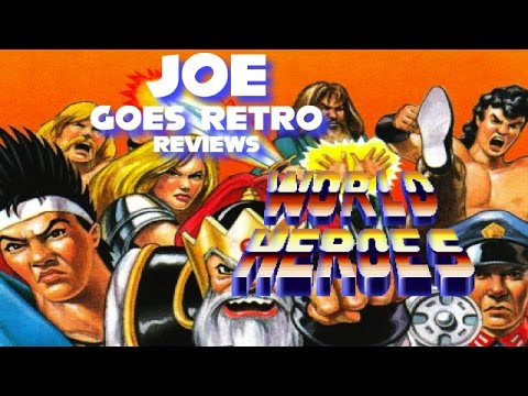 world heroes 2 super nintendo rom
