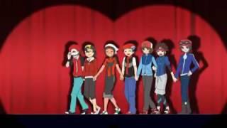 protagonistas pokemon 20 años