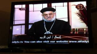 Abn Al Rab Speaking With Father Zakaria