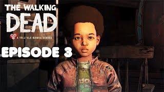 THE WALKING DEAD: Season 4 Episode 3 Full Walkthrough (Telltale Final Season) No Commentary