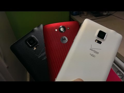 Video Motorola Droid Turbo vs Samsung Galaxy Note 4 - Benchmark Battle download in MP3, 3GP, MP4, WEBM, AVI, FLV January 2017