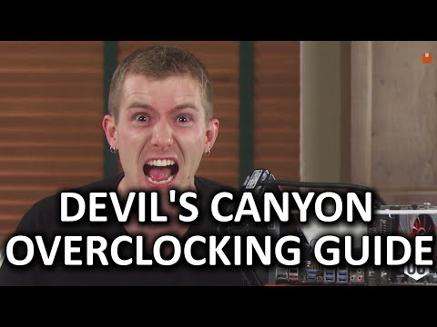 devil - Our overclocking guide for Intel's Devil's Canyon Core i5 4690K and Core i7 4790K CPUs and Pentium G3258 Anniversary Edition is finally here! Enjoy! Sponsor link: http://linustechtips.com/main/top...
