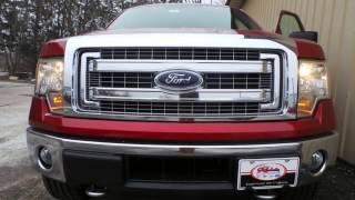 2014 Ford F-150 Rochester MN Winona, MN #F148548