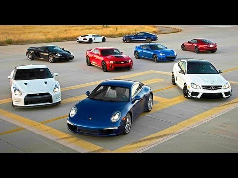 car - Come ride shotgun with Motor Trend's Carlos Lago and Jonny Lieberman and famed race car driver Randy Pobst as they test nine of the most exotic, high-perform...