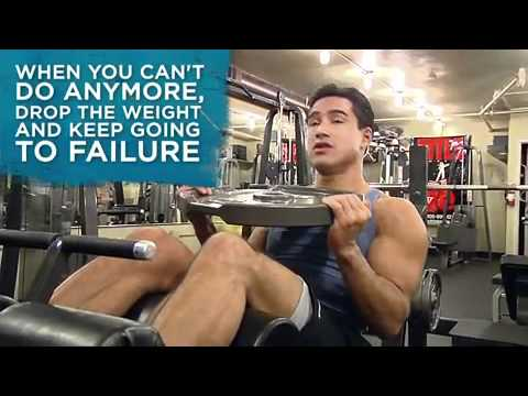 Train Abs with Mario Lopez – Bodybuilding.com