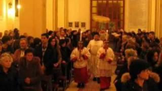 Messa di Natale, Parghelia 2009