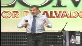 """Pr.Silvio Moura -  """"Comunhão"""""""