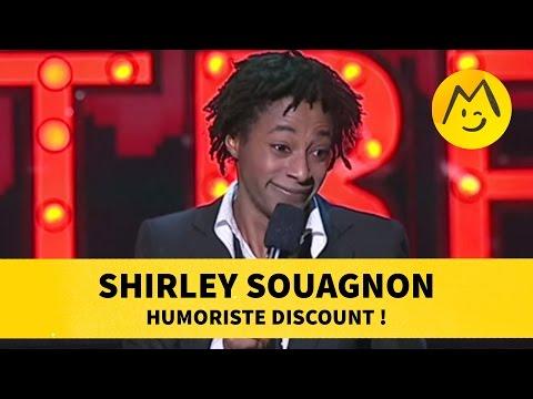 Shirley Souagnon : Humoriste discount !
