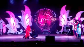 Dr D.Y Patil college of Ayurveda F.Y.rocking dance @# fusion ..classical # endowestern # bhangda # free style dance. Etc...etc.