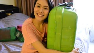 แพ็คอะไรในกระเป๋าเดินทางใบใหญ่ไปอเมริกา | What's In My Luggage? - USA 2014